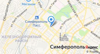 Инспекция по жилищному надзору Республики Крым на карте