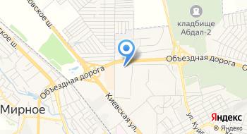 СК Романовых на карте