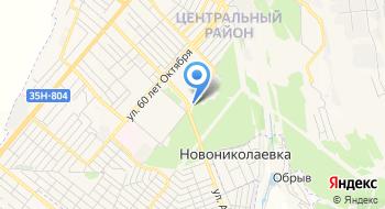 Автомойка Вадим на карте
