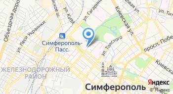 РГУП, филиал на карте