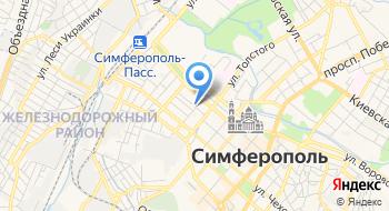 КрымБезопаность на карте