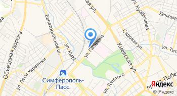 Служба санитарных перевозок на карте