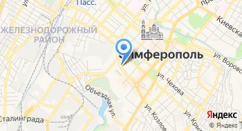 Системы безопастности в Крыму на карте