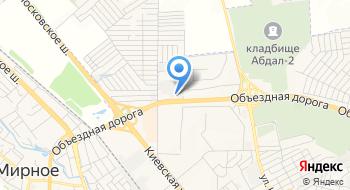 Производственное предприятие Атмос на карте