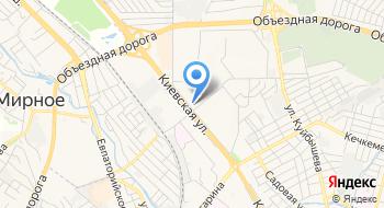 Мангана-Крым на карте