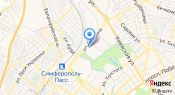 Крымский центр Развития Профессионального Образования на карте