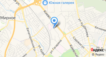 МБОУ ДО ДЮСШ единоборств города Симферополя на карте