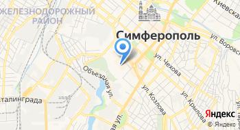 Экспертно-информационный центр Крыма и г. Севастополя на карте