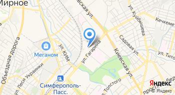 ЧП Унипроф на карте