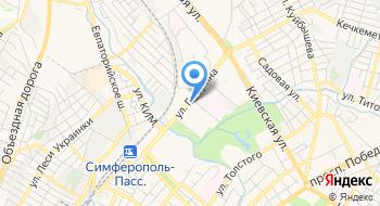 Таврия Лизинг ВесКа Крым на карте