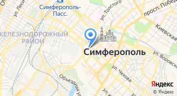 Меховая компания Московская на карте