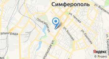 Государственное бюджетное образовательное учреждение высшего образования Республики Крым Крымский инженерно-педагогический университет на карте