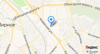 Елки-Крым.рф на карте