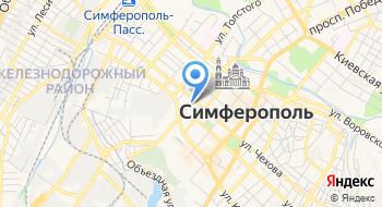Крымская республиканская косметологическая клиника на карте