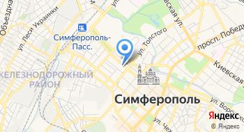 Сорока-Крым на карте