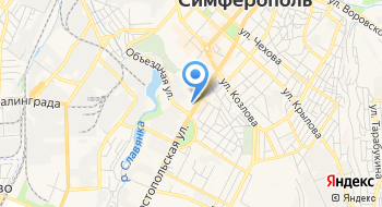 SPA-центр Infiniti на карте