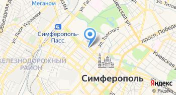 АН Крым-капитал на карте