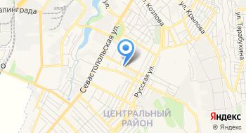 Институт Крымагротехнологии на карте