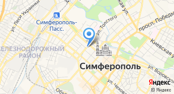 Веб-студия Inpix на карте