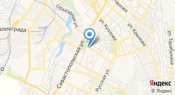 Школа Воронцова на карте