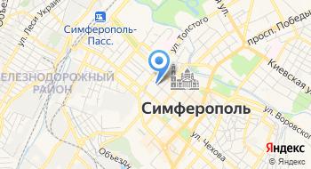 Технолавка Крым на карте