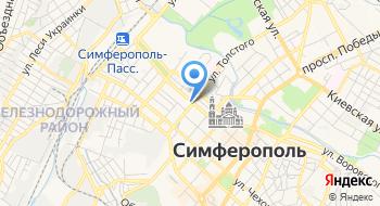 Теплоком Сервис Крым на карте