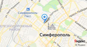 Севастопольский Морской банк на карте