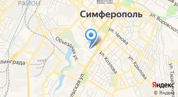 Интерпом фирма Всеукраинской ОО Союз Организаций Инвалидов Украины на карте