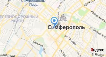 Крымтеплокоммунэнерго на карте