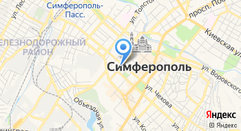 Крымавтотест на карте