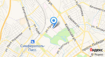 Гироскутер dindi.ru Крым DNDwheels на карте