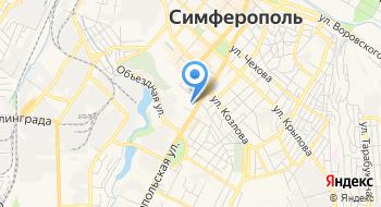 Прокуратура Республики Крым на карте