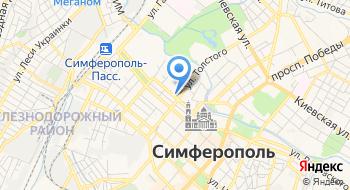 Государственное бюджетное учреждение здравоохранения Республики Крым Клинический кожно-венерологический диспансер на карте