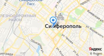 Паломнический отдел Симферопольской и Крымской епархии на карте
