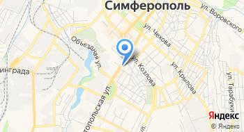 ГБПОУ РК Симферопольский колледж сферы обслуживания и дизайна на карте