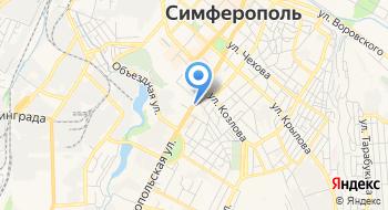 Белопольские на карте