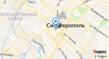 Десерт-кафе ЧАО на карте