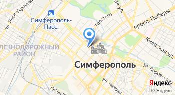 Гимназия №1 им. К.Д. Ушинского на карте