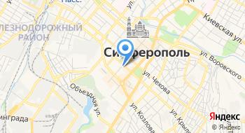 Тейсти кофе Крым на карте
