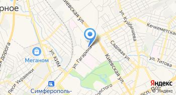 Осирис-Крым на карте