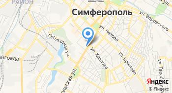 УФК по Республике Крым на карте