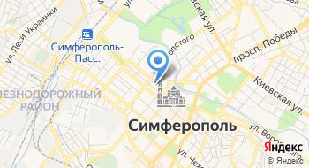 Независимая симферопольская газета Свежая газета на карте