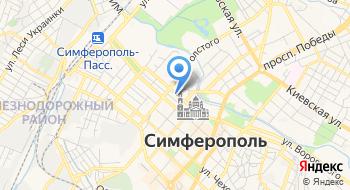 Компания Пента на карте
