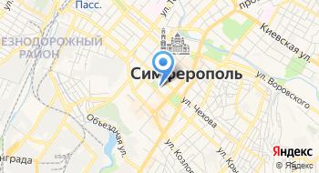 Компания 1Ом на карте