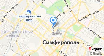 Свято-Никольский храм на карте
