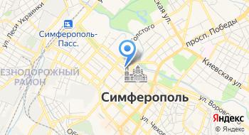 Рекламное агентство Палитра Крыма на карте