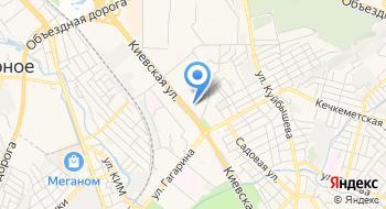 Crimeawatch на карте