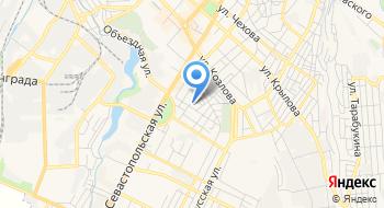 Крымское художественное училище имени Н. С. Самокиша на карте