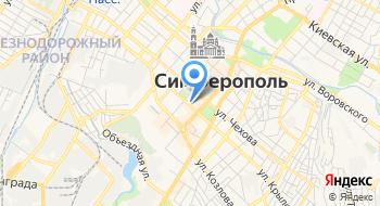 ПКФ Промснабресурс Крым на карте