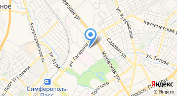 МУП ЖЭУ №1 Железнодорожного района на карте